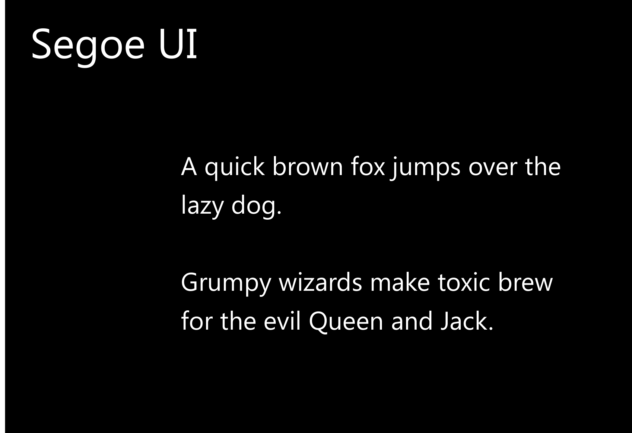 英文UI字型大評比:視認性測試, justfont blog