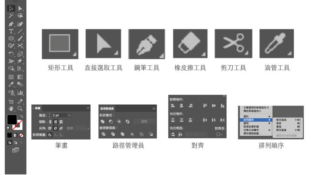 illustrator 造字工具